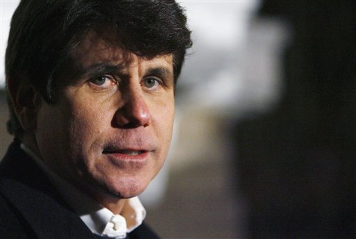 Blagojevich Money