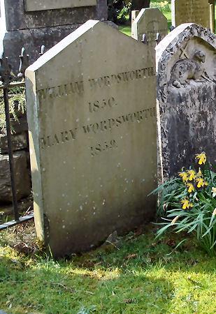 wordsworth-grave