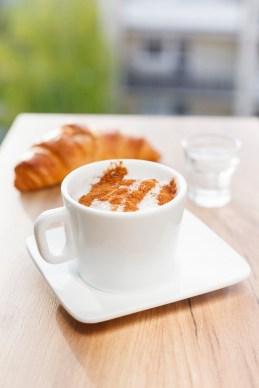 Boozy Pumpkin Spiced Latte
