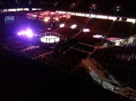 ONE FC 7 at Stadium Putra