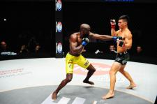 ONE FC 7: Colossa vs Tynanes