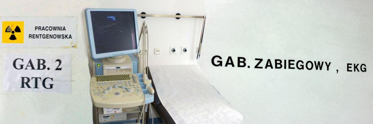 Badania przed operacją - krew, USG, RTG, EKG