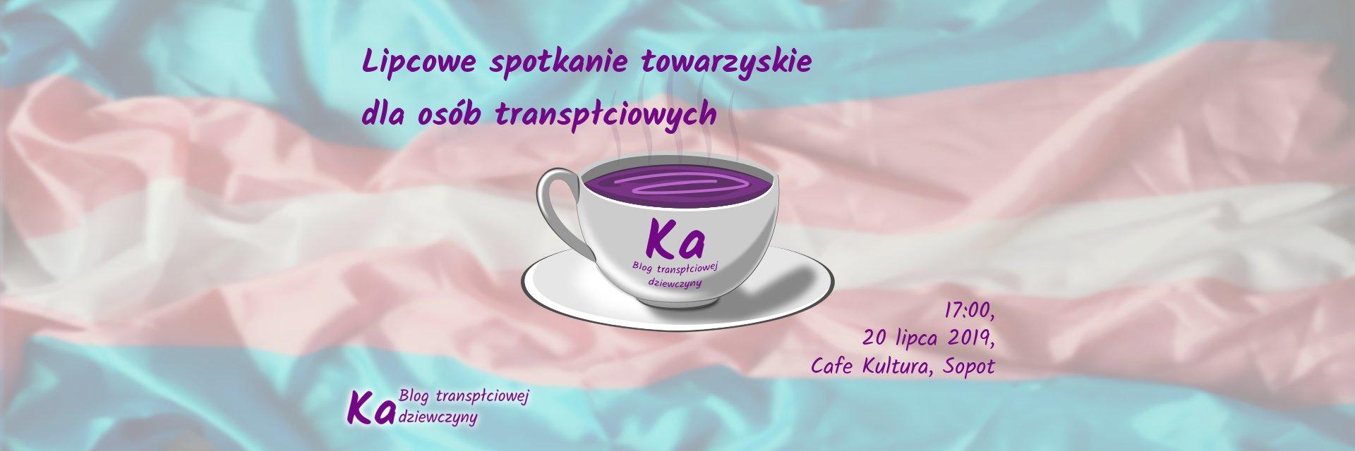 Lipcowe spotkanie towarzyskie dla osób transpłciowych, Cafe Kultura, Sopot