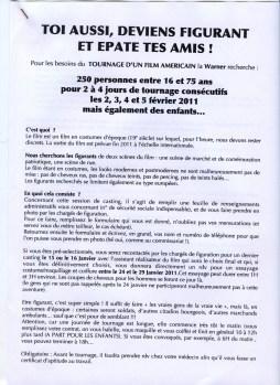 Sherlock Holmes 2 Strasbourg
