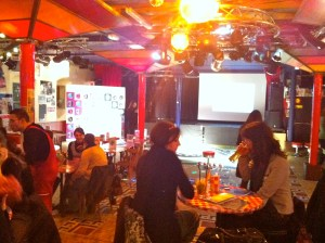 Strasbourg Girl Geek Dinners