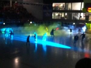 Match de Hockey de l' Etoile Noire à l'Iceberg de Strasbourg