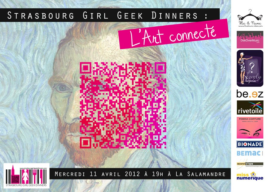 Strasbourg Girl Geek Dinner