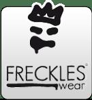logo Freckles Wear