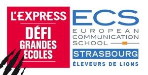 défi-grandes-ecoles-lexpress-logo-ECS ECS Strasbourg