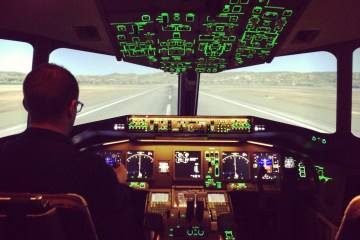 simulateur vol Flight Adventures Entzheim