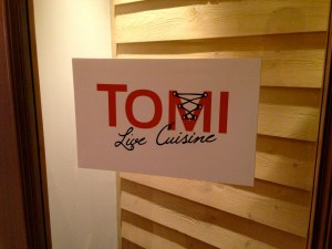 TOMI LIVE CUISINE Obernai