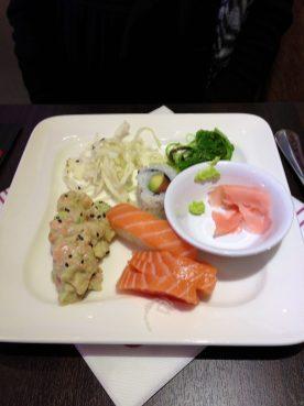Aux Plaisirs d'Asie Strasbourg Cronenbourg buffet restaurant