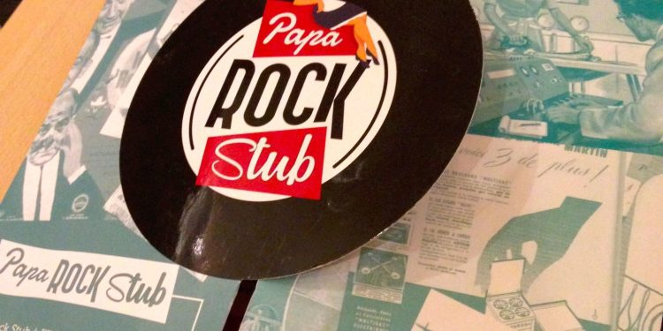 Papa Rock Stub Illkirch burger
