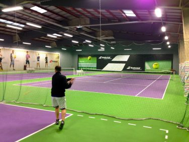 my tennis experience test01