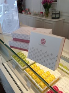 Macarons & Inspirations Elisabeth Biscarrat Strasbourg