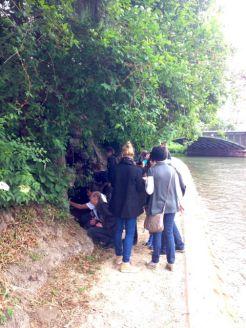 QuiVeutPisterStrasbourg jeu de piste Strasbourg tourisme enquête indice grotte