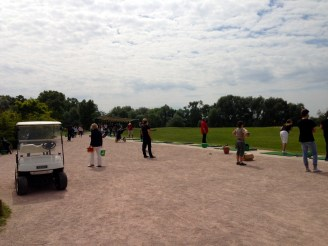 Golf du Fort illkirch Strasbourg