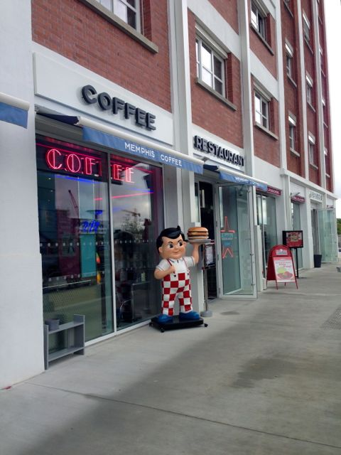 Memphis Coffee Strasbourg