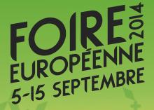 foire europeenne 2014 logo