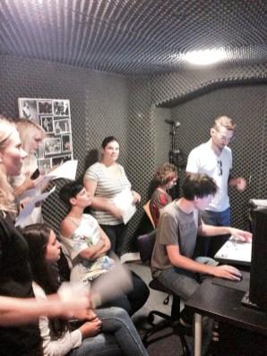 lumiiq enregistrement chanson blog strasbourg 5