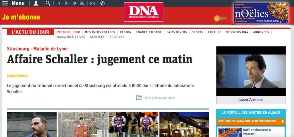 DNA.FR nouvelle version