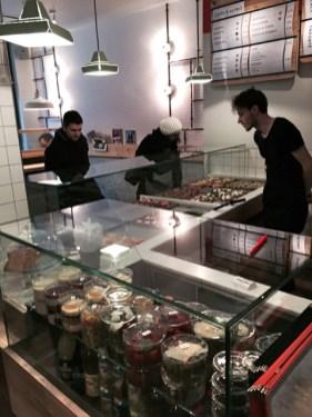 SQUARE Delicatessen pizza Strasbourg Little Italy