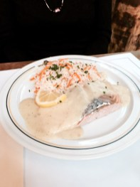 Troquet des Kneckes restaurant strasbourg grand rue saumon plat du jour
