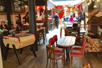 Troquet des Kneckes restaurant strasbourg grand rue