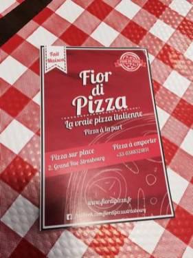 Fior Di Pizza Strasbourg restaurant
