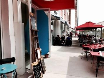 Sha'Com O Resto Shadok restaurant Strasbourg terrasse