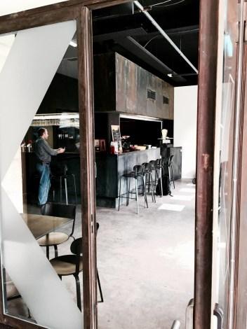 Sha'Com O Resto Shadok restaurant Strasbourg entree