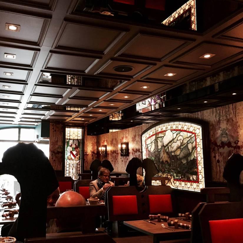 Au bon vivant restaurant alsacien Strasbourg