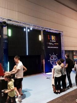 DIGITAL & GAME SHOW Strasbourg salon geek juin 2015 LUDUS PONG