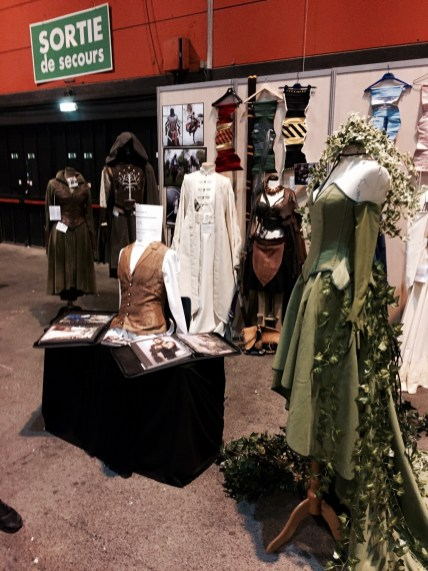 DIGITAL & GAME SHOW Strasbourg salon geek juin 2015 costumes