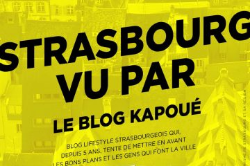 Strasbourg Tourisme instagram