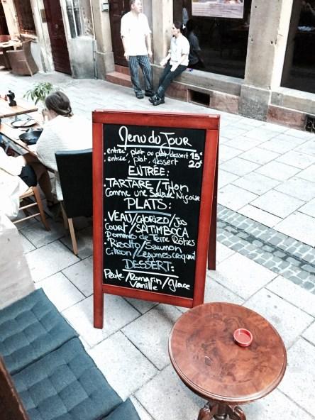 Bistrot coco restaurant Strasbourg