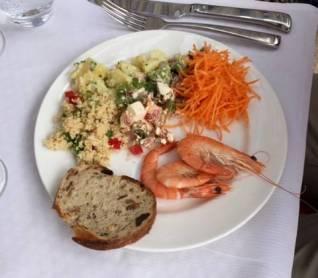 Hilton Strasbourg brunch à thème dimanche terrasse buffet