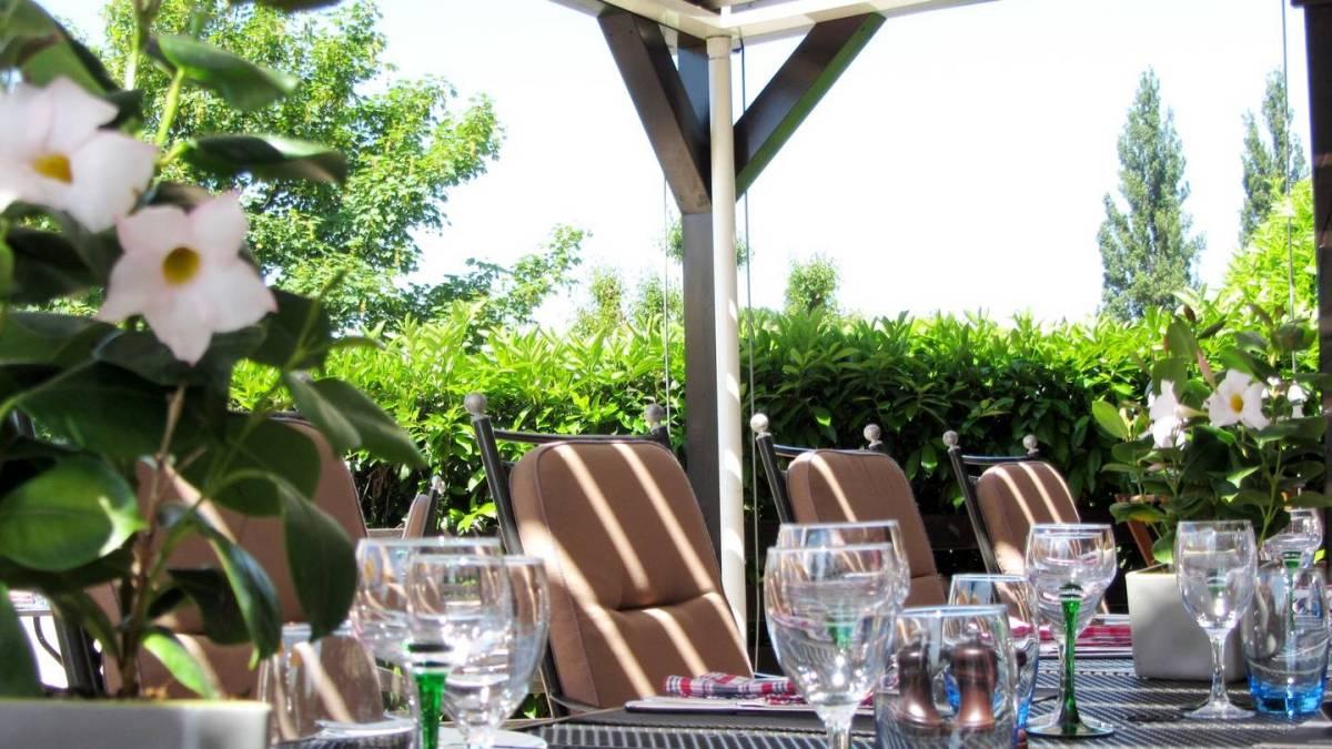 Kapoué test n°101: Brunch à la terrasse du Hilton Strasbourg