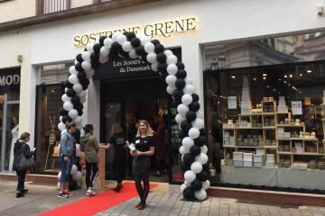 Sostrene Grene Strasbourg rue du Marche aux grains shopping décoration