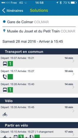 Vialsace blog challenge Strasbourg appli Colmar 14