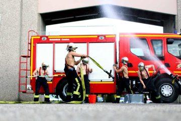 Bal des pompiers 2016 Strasbourg