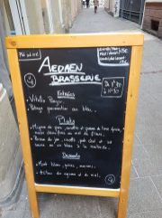 AEDAEN PLACE brasserie rue des aveugles Strasbourg