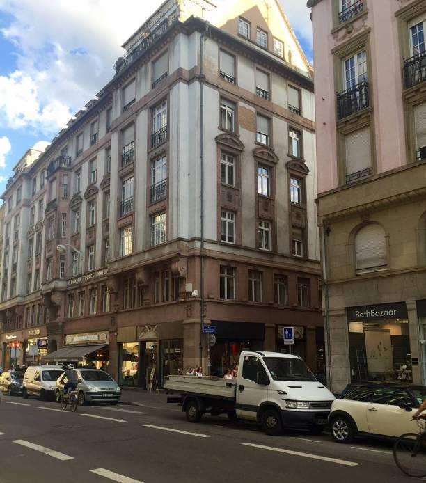 Restaurant Place De La Gare Strasbourg