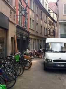 AEDAEN PLACE pizzeria café boudoir rue des aveugles Strasbourg