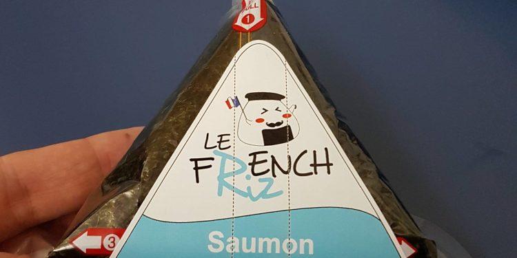 Le French Riz snack onigiri Strasbourg Fossé des Tanneurs