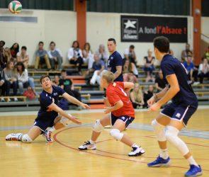 Maxime Meyer volley ball Strasbourg