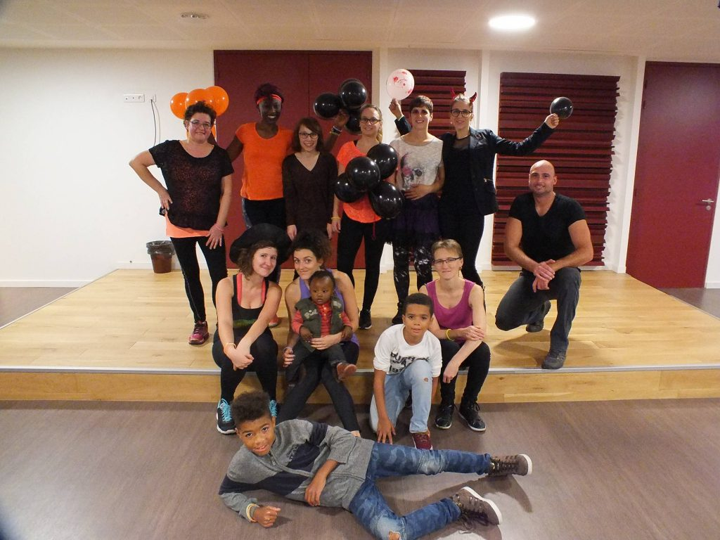 Association danse Strasbourg Sanaga
