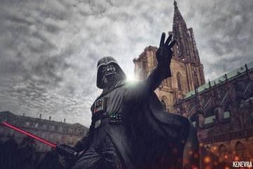 Kenevra Strasbourg Toy Photography Batman Dark Vador Assassin Creed