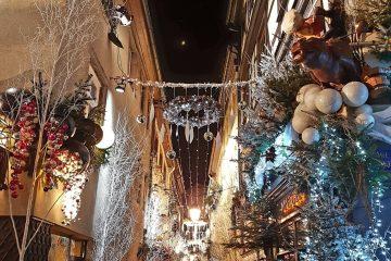 marché de Noël de Strasbourg rue