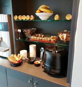 ATHENA hotel spa Strasbourg Hautepierre brunch 16